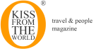 Travel blogger on Kiss from the world