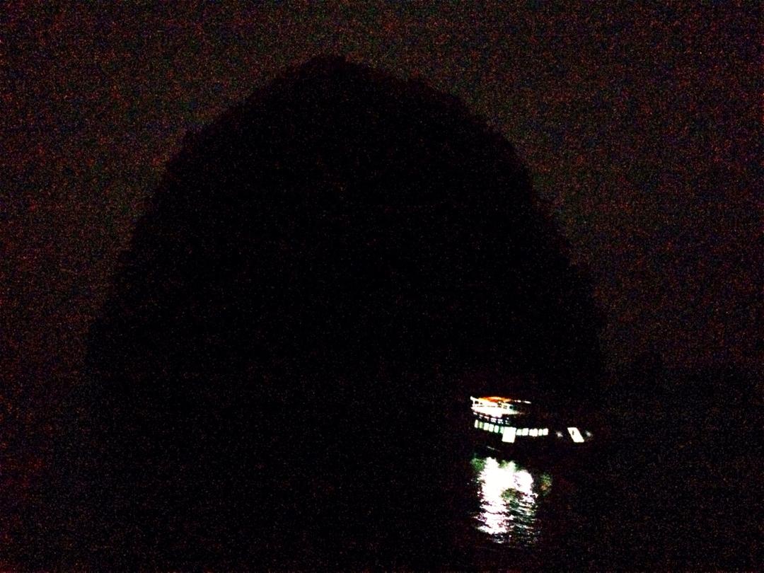 Sleep aboard maya bay