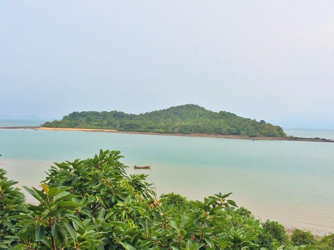 Ko lanta islands view