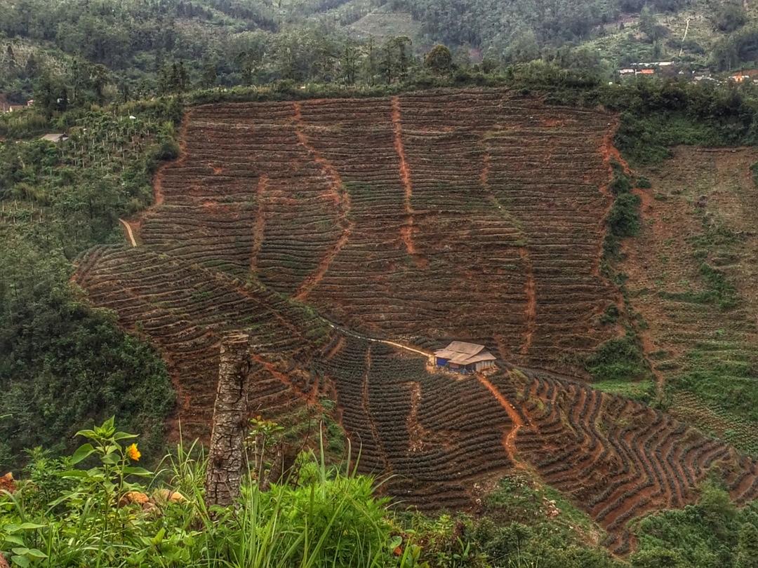 sapa valley dry season
