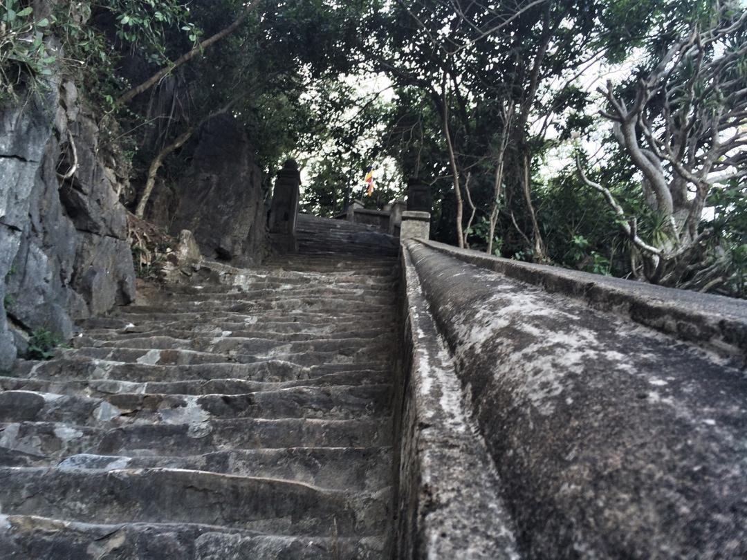 marble mountain staircase
