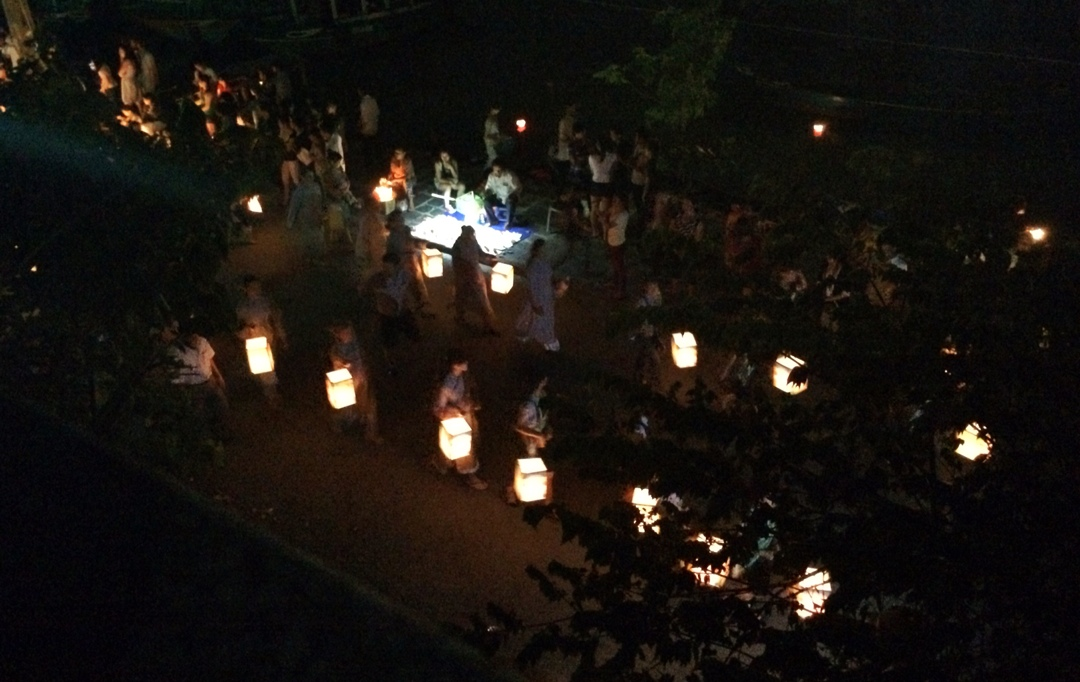 full moon legendary night festival in hoi an