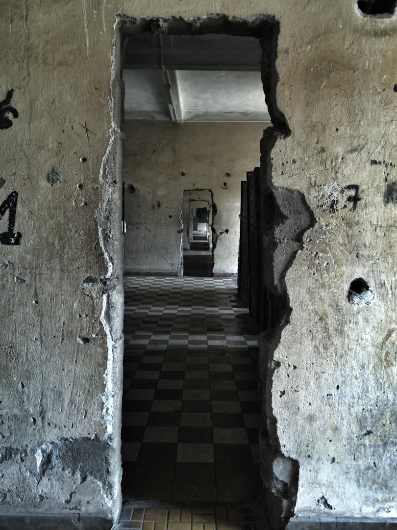S21 prison phnom penh