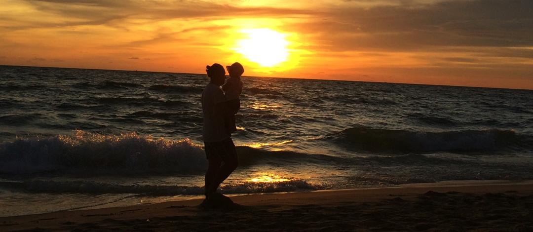Vietnam's most stunning sunset beach