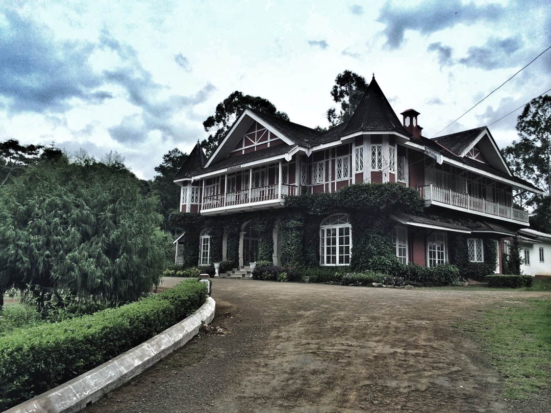 candacraig mansion in pyin oo lwin