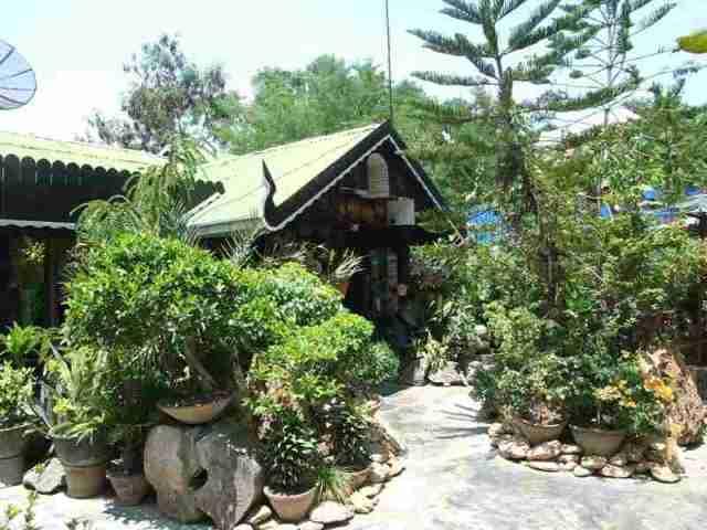 Aquarius Inn Guesthouse at Nyaungshwe, Inle Lake, Myanmar
