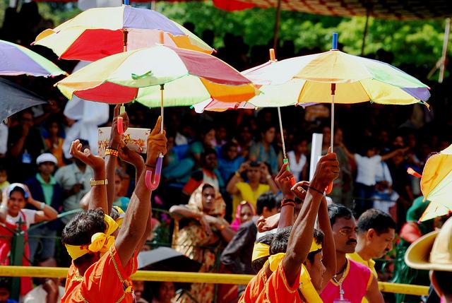 Dasara Mysore parade