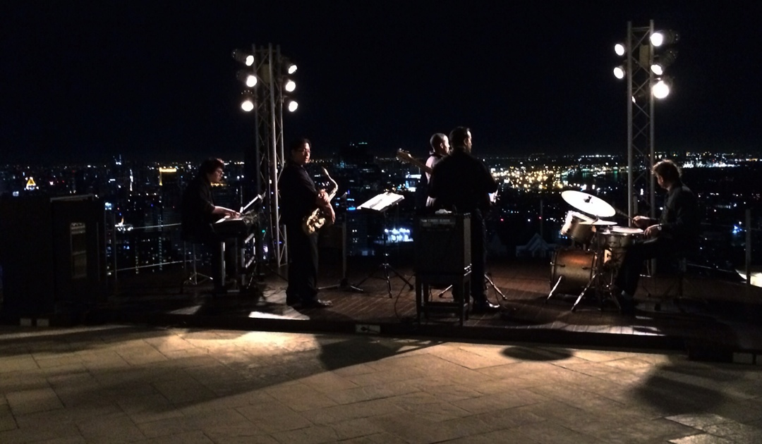 jazz concert over the roofs of bangkok at lebua