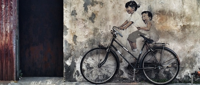 street art georgetown chinatown